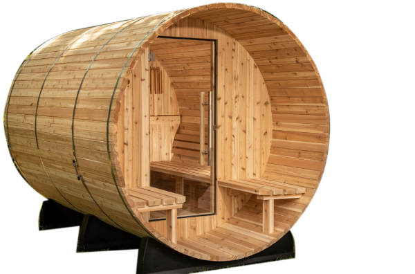 Weston Barrelsauna